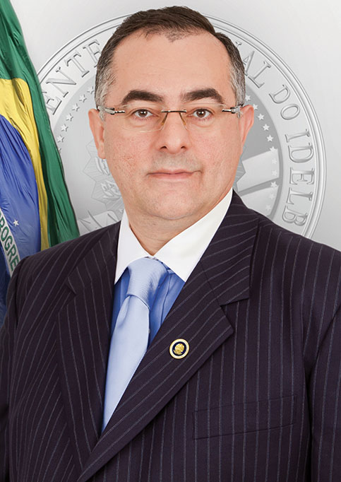 Presidente Nacional do IDELB